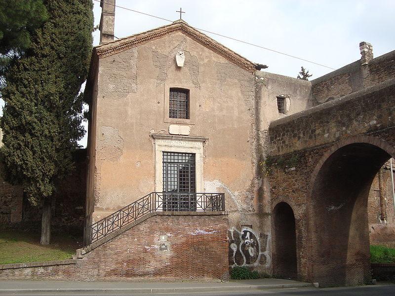 Fil: Kyrkan Santa Maria del Buon aiuto nell'Anfiteatro Castrense.JPG