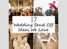 17 #Wedding Send Off Ideas We Love   #LinenTablecloth Blog   Fresh off the Blog   Pinterest