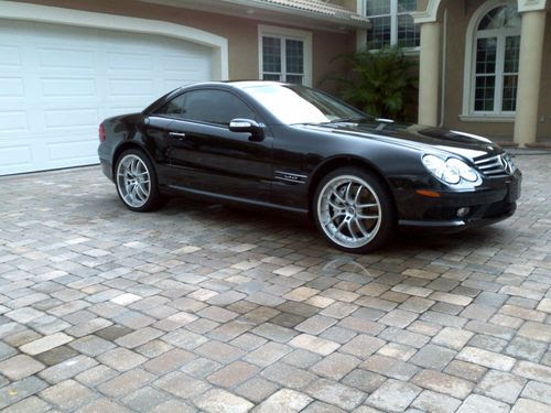Sell used 2004 Mercedes-Benz SL600 Base Convertible 2-Door ...
