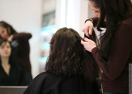 coupe de cheveux balayage