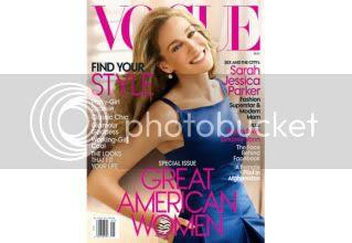 Sarah Jessica Parker,Vogue US,May 2010