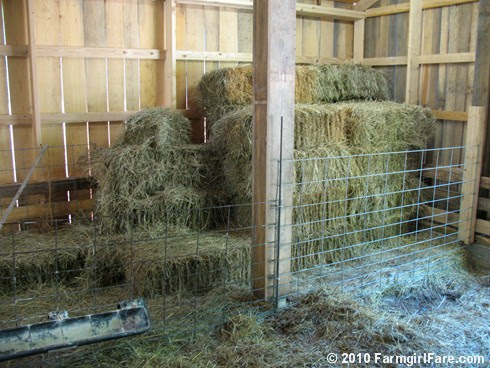 Time to Cut Hay 1