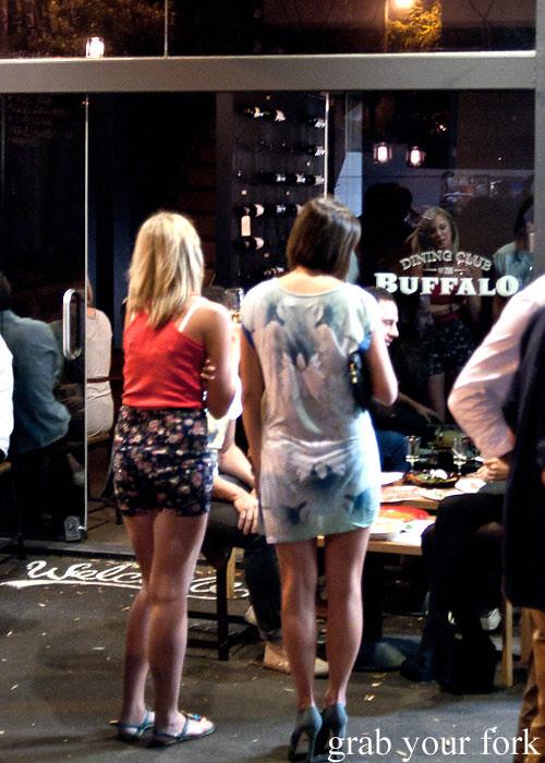buffalo dining club darlinghurst