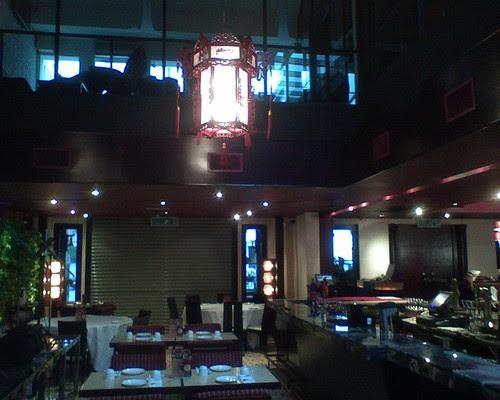 Ye Chine Restaurant interior 2