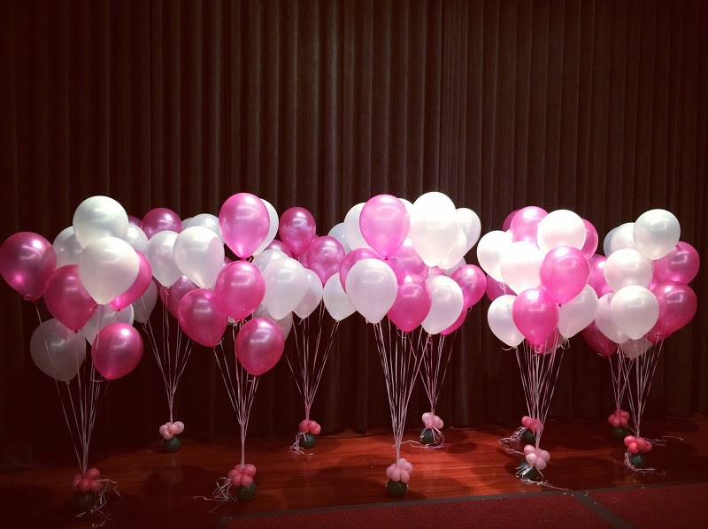 Balloon Decoration Ideas At Home To Enhance Your Party Decoration