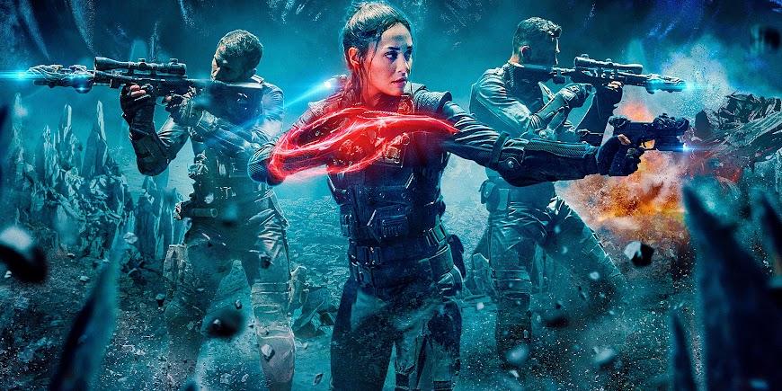 Skylines (2020) Movie English Full Movie Watch Online Free