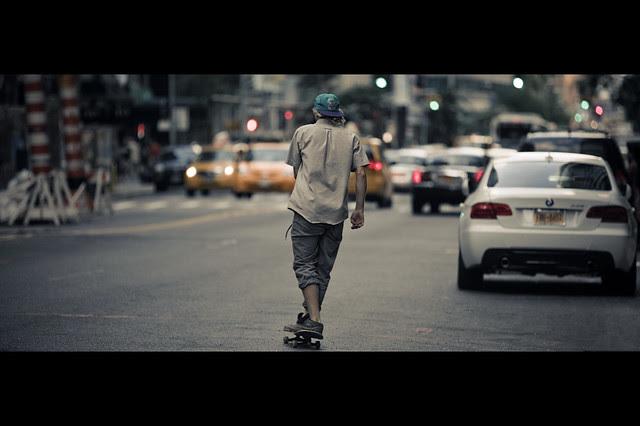 Fotokunst aus Brooklyn : Andrew Mohrers NYC Bilder - wie ein guter Film ( 22 Bilder )