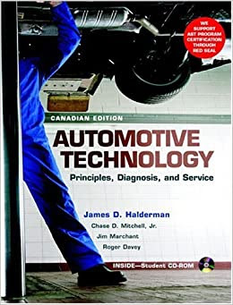 Automotive Technology: Principles, Diagnosis, and Service ...