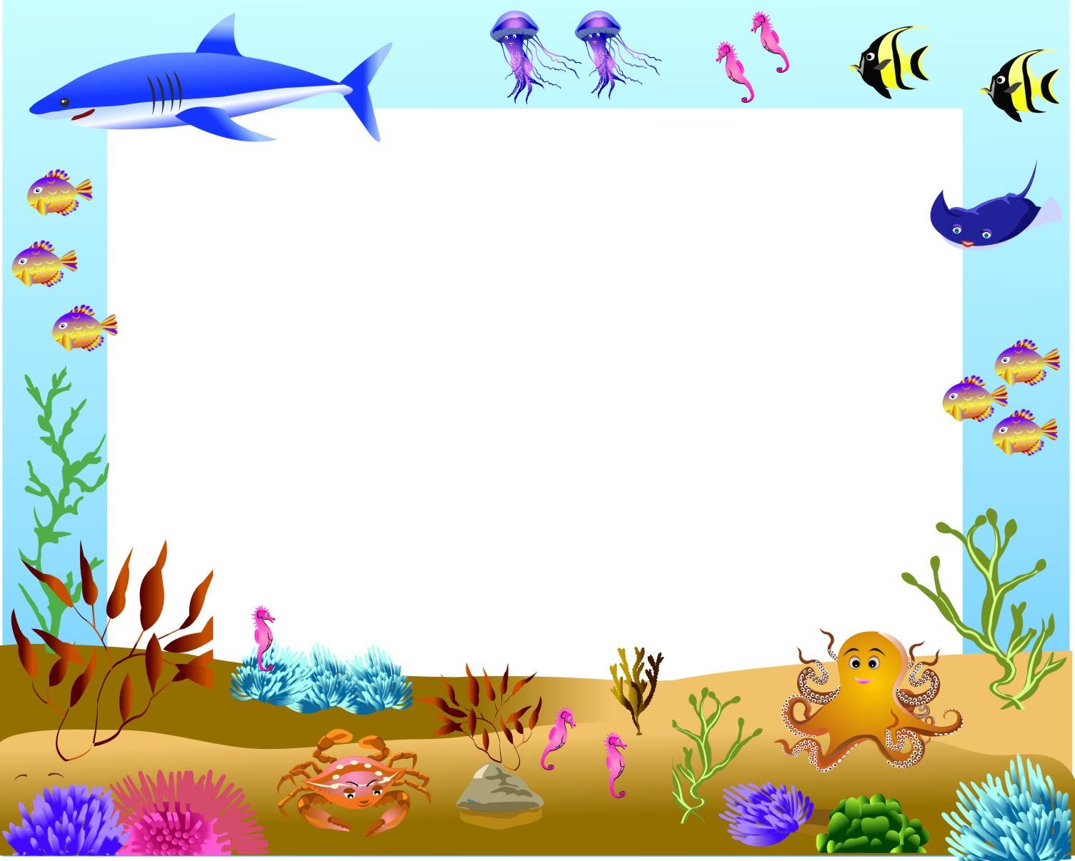 Free Sea Border Cliparts Download Free Clip Art Free Clip Art On