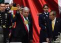 Leftist Lopez Obrador sworn in as Mexico's new president