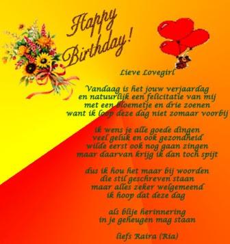 Gefeliciteerd Met Je Verjaardag Gedicht.Gefeliciteerd Met Je Verjaardag Gedicht Wishlist Buddy