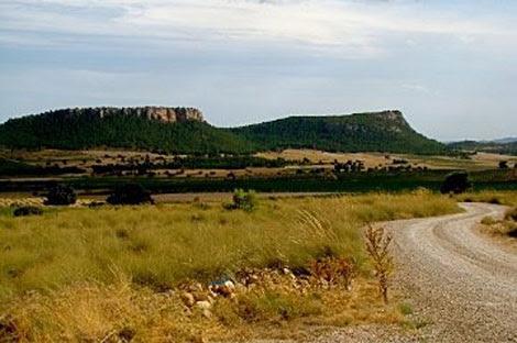 Paisaje de la localidad albaceteña.