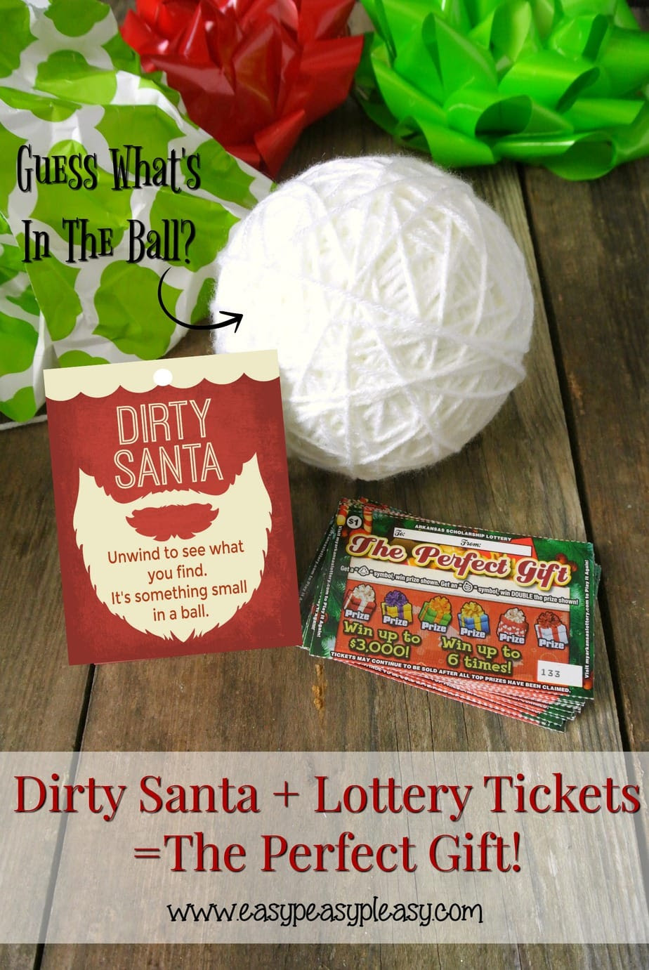 Santa Gift S Template Gift Ideas
