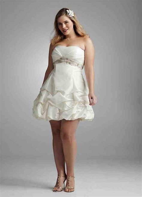 Plus Size Summer Wedding Dresses   Wedding and Bridal