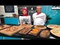 طريقة عمل البيتزا سنة أولي طبخ مع الشيف سارة عبد السلام | اليوم العالمي للبيتزا مع الشيف وهبة فيديو من يوتيوب