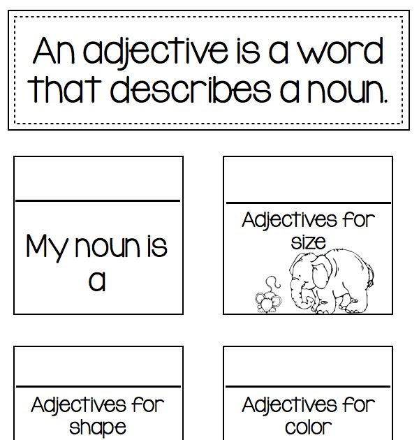 Contoh Adjective Active