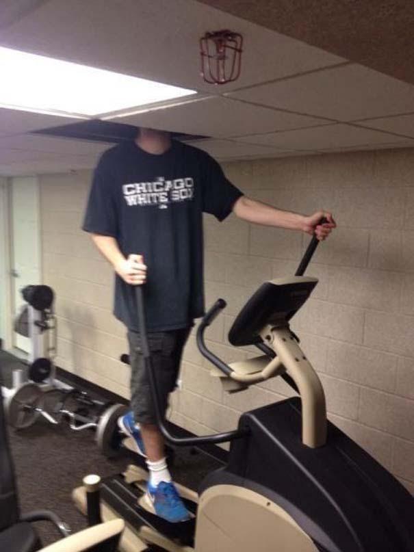 Απερίγραπτες στιγμές στο γυμναστήριο (11)