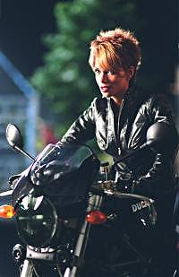 Repubblicait Automobile Ducati Monster La Moto Di Catwoman