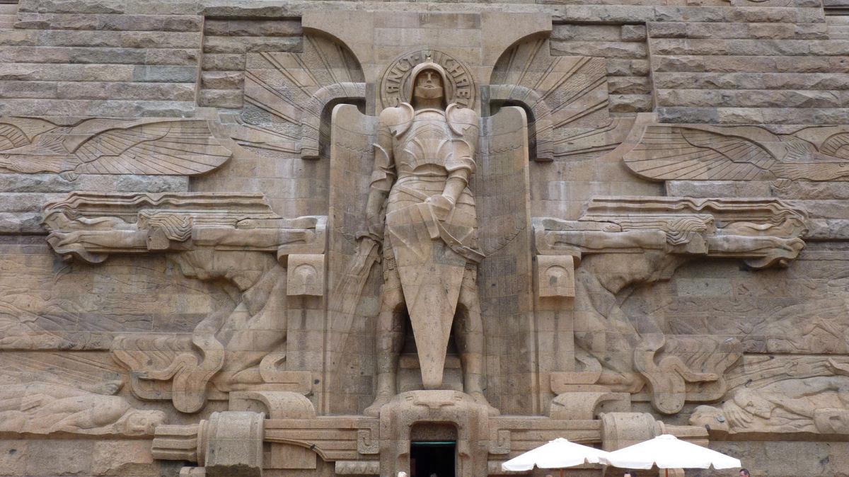 O Monumento à Batalha das Nações : O maior monumento da Europa 11