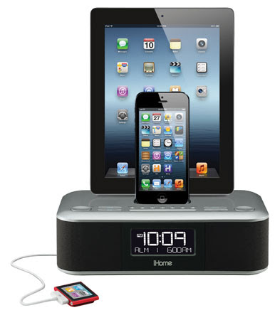 iHome unveils its CES 2013 lineup, outs Lightning portcompatible docks and others