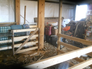 Second Barn Stall with Gate