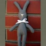Tutorial Cucito Creativo Coniglietto in Feltro