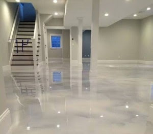 Beauty Benefits Of Stained Concrete Floors Maryland