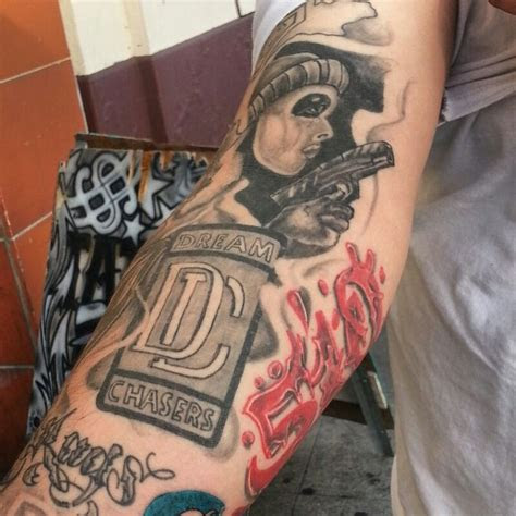 mob tattoos dead president tattoo mob tattoo hood tattoo
