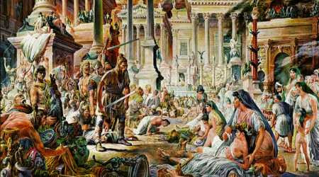 Image result for the last days of rome