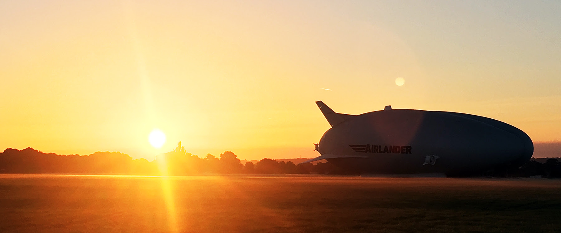 hybrid air vehicles airlander 10: world's largest aircraft has first flight