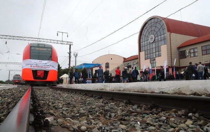 Скоростной поезд «Ласточка» вслед заМинводами может связать Назрань иКисловодск
