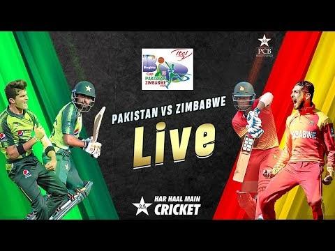 PAK vs ZIM 3rd ODI 2020 Highlights