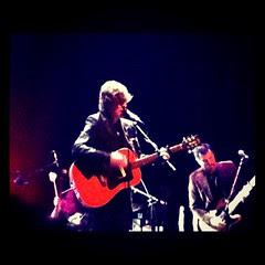 Nacho Vegas, concierto Madrid 29-03-11