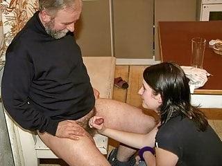 Old fart Pavel Terrier fucks 18yo chubby girl