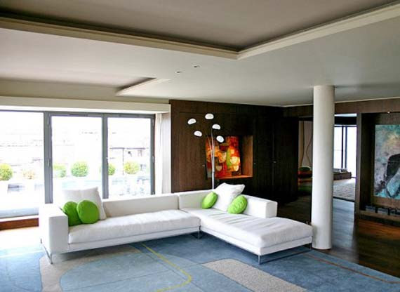 Living Room without Coffee Table - Decor IdeasDecor Ideas