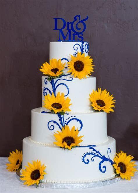 Royal Blue & Yellow Colour Scheme   Wedding Flair