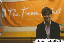 Newsletter Trevor Project