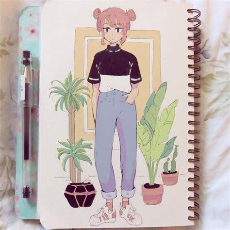 iraexe fave art art sketchbook art anime art