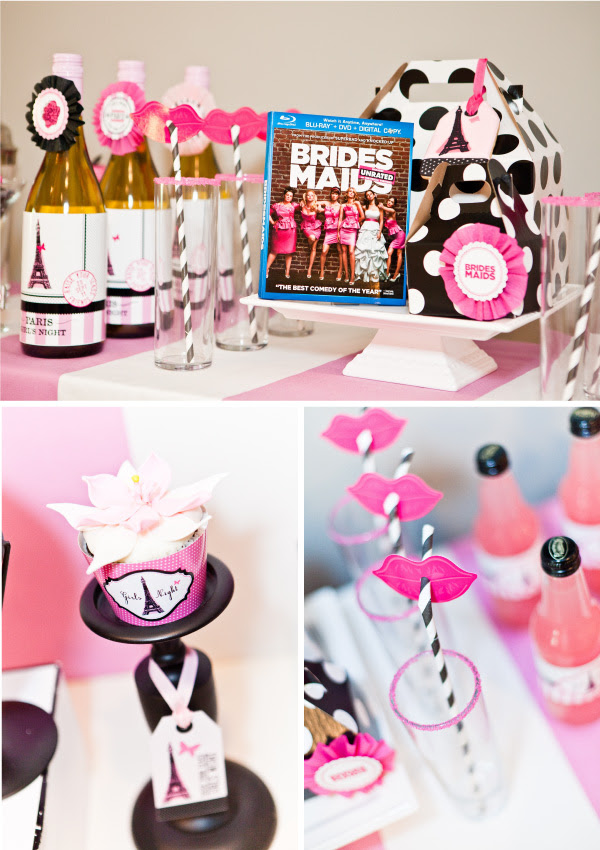 Party Like A French Diva How To Plan A Fabulous Bridal Shower With