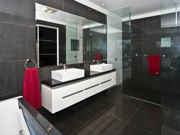 17 Extremely Modern Bathroom Designs That Exude Comfort ...