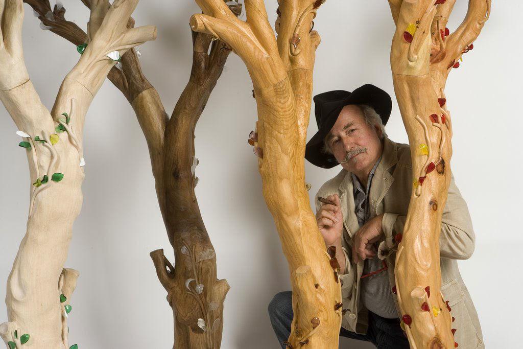 O fascinante mundo de madeira de Livio De Marchi 01