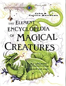 """Cover of """"The Element Encyclopedia of Mag..."""
