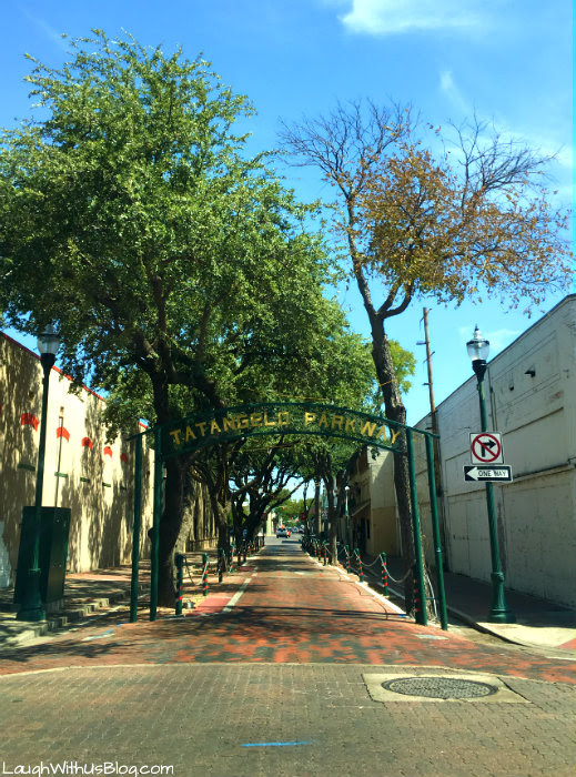 Historic Downtown Laredo, Texas - Laugh With Us Blog