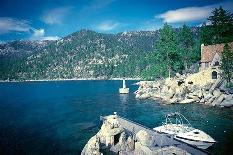 Thunderbird Lodge Wedding at Lake Tahoe   Lake Tahoe