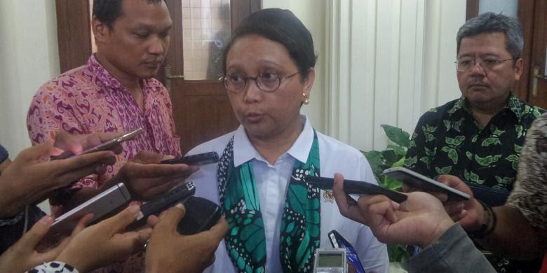 Bahas Krisis Rohingya, Menlu Retno Akan Bertemu Aung San Suu Kyi