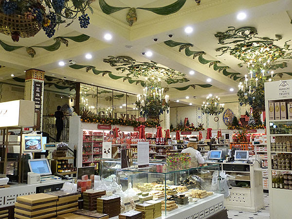 food hall chocolats