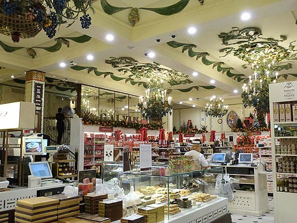 food hall chocolats