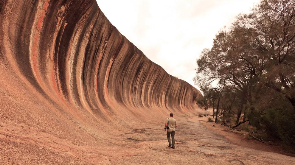 Кам'яна хвиля в Австралії