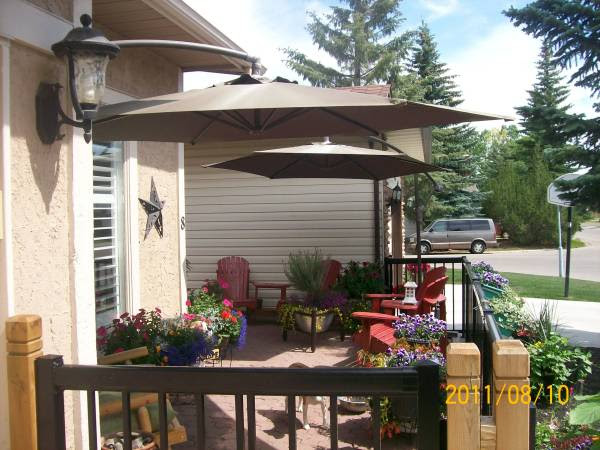 Landscaping ideas for backyard calgary
