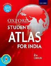 OSXFORD STUDENT ATLAS FOR INDIA